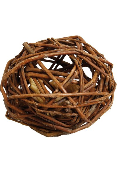 Karlıe Hasır Top Elmalı Çap:7cm