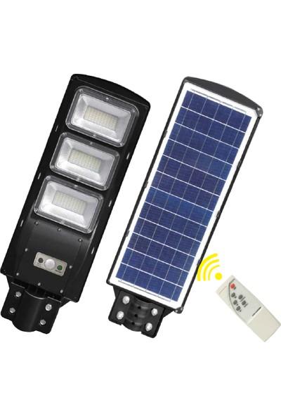Ack 90 W LED Solar Sokak Armatürü