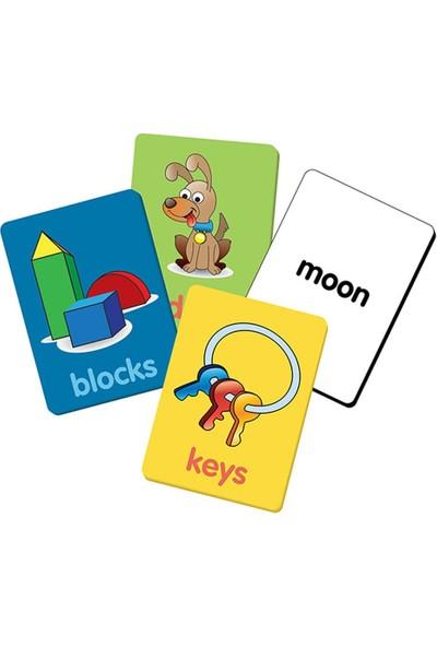 Learning Journey Akıllı Çocuk Serisi / Ilk Kelimelerim / Hafıza Kartları (50 Parça)