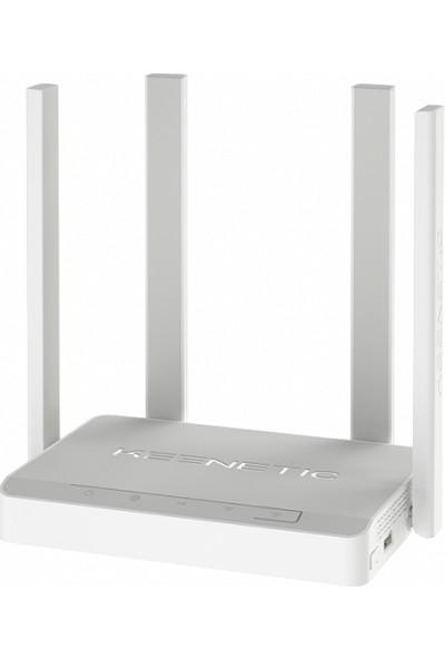 Keenetic 4xfe Mesh Wifi Vdsl2/adsl2+ Fiber Router KN-2111-01TR Modem