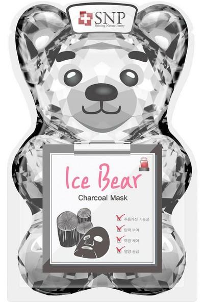 Snp Ice Bear Yüz Maskesi Serisi 3'lü