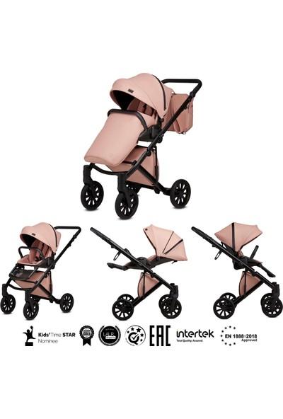 Anex® E/type Bebek Arabası - Şeftali
