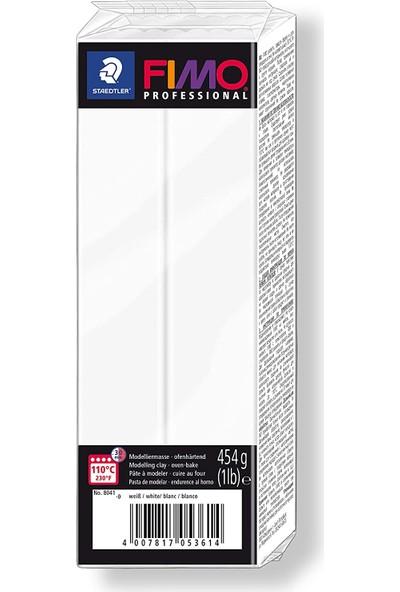 Staedtler 8041-0 Fimo Profesyonel Modelleme Kili Beyaz 454 gr