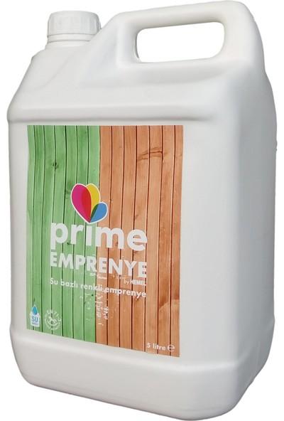 Hemel Prime Aqua Fırça - Daldırma Emprenye Kahve 5 Lt