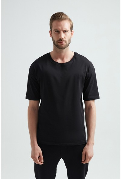 Erdem İç Giyim Weweus Oversize Erkek T-Shirt