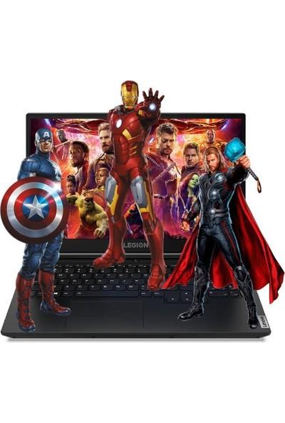 "Lenovo Legion 5 Intel Core i7 10750H 64GB 1TB SSD RTX 2060 Freedos 17.3"" FHD Taşınabilir Bilgisayar 81Y8009NTX12"