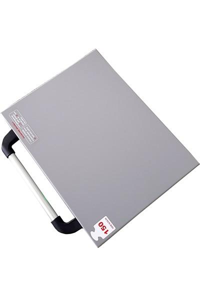 Arester Wrs-Lcd Kablosuz Taşınabilir Baskül 35 x 45 cm 150 kg