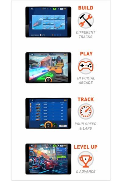 Hot Wheels Id Smart Track Akıllı Yarış Pisti Başlangıç Kiti 3 Özel Araba (Yurt Dışından)