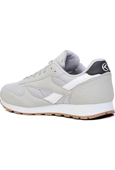 Keeway Gri Spor Ayakkabı