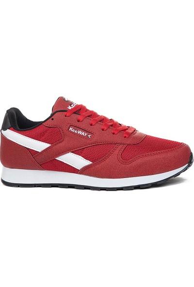 Keeway Kırmızı Spor Ayakkabı