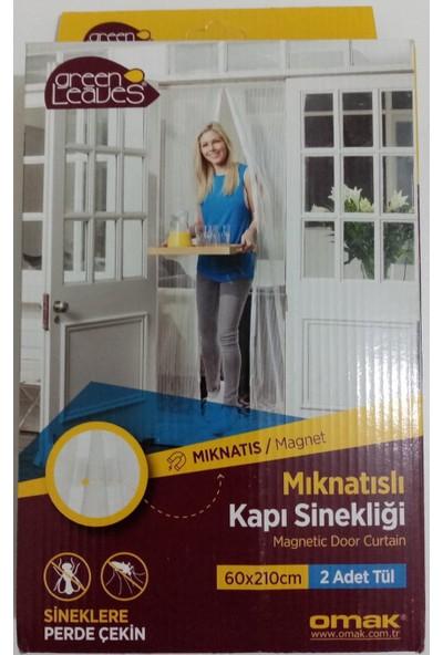 Omak Mıknatıslı Kapı Sinekliği 2X(60X210) cm + Pencere Sinekliği 100X150 cm