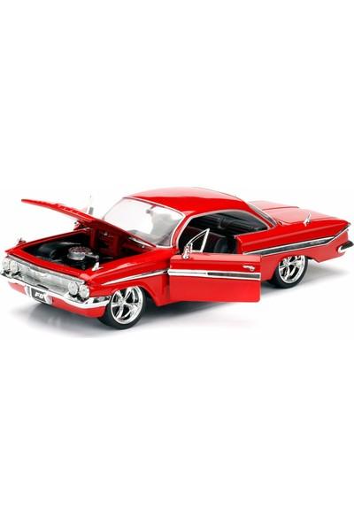 Jada Toys Chevy Impala 1/24 Model Araba (Yurt Dışından)