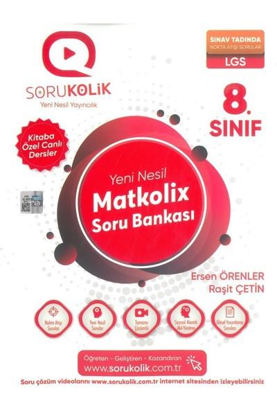 Sorukolik 8. Sınıf Yeni Nesil Matkolix Soru Bankası