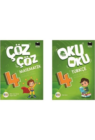 Bilgi Sepetim 4. Sınıf Matematik-Türkçe Konu Anlatımlı Seti