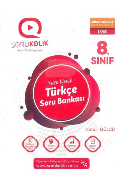 Sorukolik 8. Sınıf Yeni Nesil Türkçe Soru Bankası