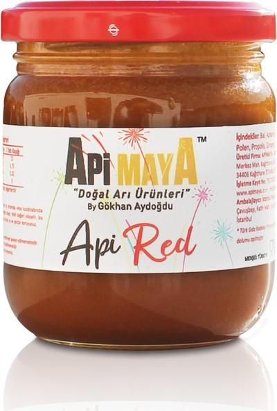 Apimaya Apired 215 Gr; Ham Bal, Ginseng, Apilarnil, Propolis, Taze Polen, Arı Sütü, Arı Ekmeği - Perga
