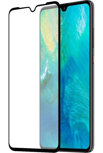 Bufalo Samsung Galaxy A31 Ekran Koruyucu 6D Nano Tam Kaplayan Siyah