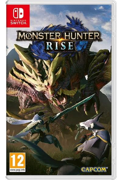 Capcom Monster Hunter Rise Nintendo Switch