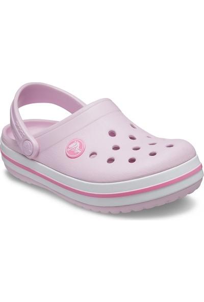 Crocs 204537-6GD-C Balerina Crocband Çocuk Terlik