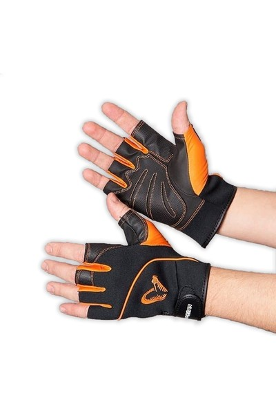 Savage Gear Protec Glove Spin Eldiveni