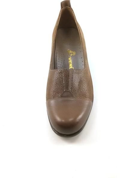 Venüs Dolgu Topuk Kadın Ayakkabısı