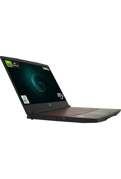 "Game Garaj Hunter 5TN W01 Intel Core i5 10300H 8GB 256GB SSD GTX 1650 Windows 10 Pro 15.6"" FHD Taşınabilir Bilgisayar"