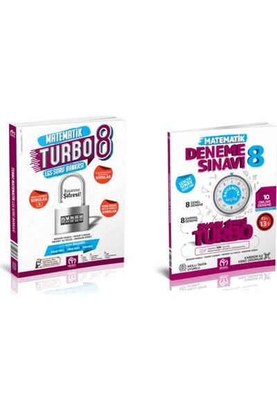 Model Eğitim Yayıncılık 8.Sınıf Turbo Matematik Soru Bankası ve Turbo LGS Matematik Deneme