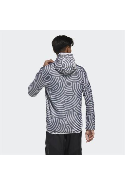 Adidas Tokyo Run Jacket Erkek Sweatshirt