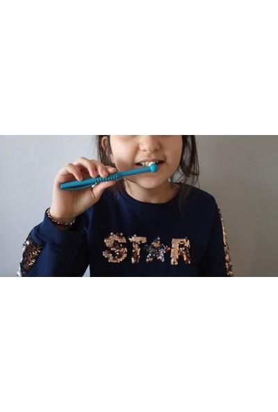 Misvatik Misvak Diş Fırçası Seti - Mavi