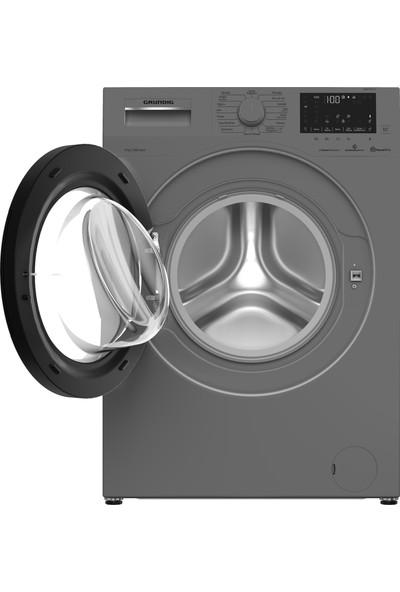 Grundig GWM 81013 S C 8 kg 1000 Devir Bluetooth Bağlantılı Çamaşır Makinesi