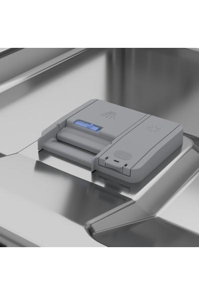 Grundig GDF 6503 S D 6 Program (14 Kişilik) Bulaşık Makinesi