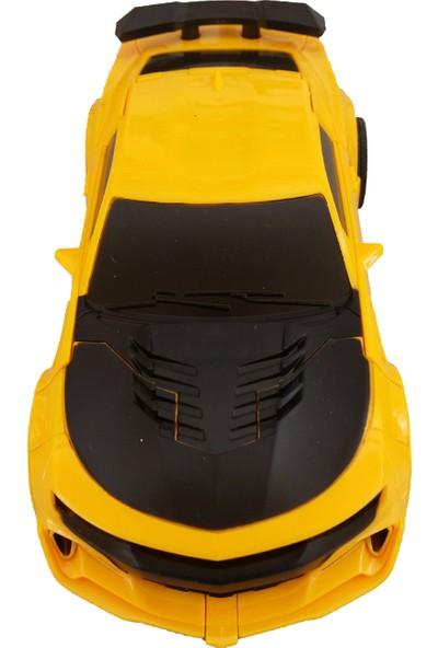 Aktoys Bumblebee Çek Brak Robota Dönüşen Otonom Araba