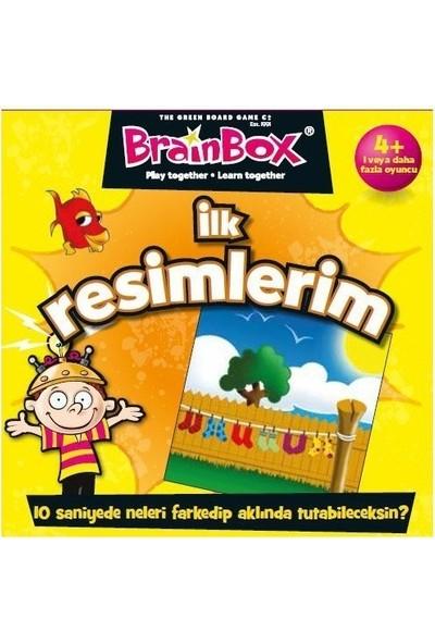 Brainbox Ilk Resimlerim Hafıza Oyunu (Türkçe)