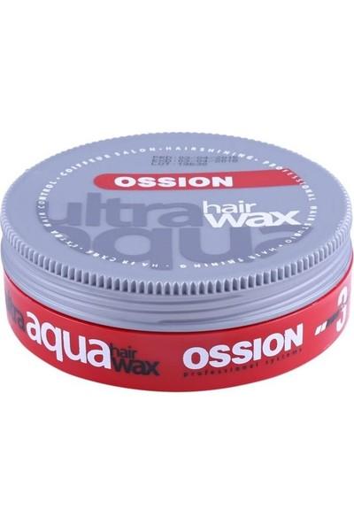 Ossion Man Wax 3 Ultra Aqua 150 ml