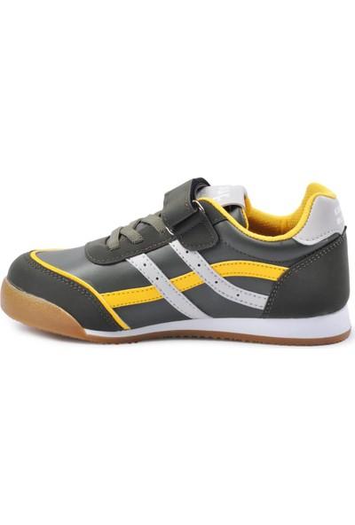 Cosby 3552 Haki Çocuk Ayakkabı