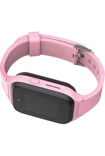 Alcatel TCL MT40X Movetime Family Watch 4G Akıllı Çocuk Saati - Pembe