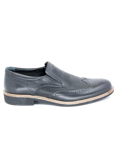 Slope 048124 Erkek Hafif Poli Taban Deri Günlük Ayakkabı