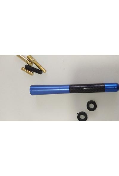 Birkan Gmax Üniversal Oto Tavan Anten (Mavi)