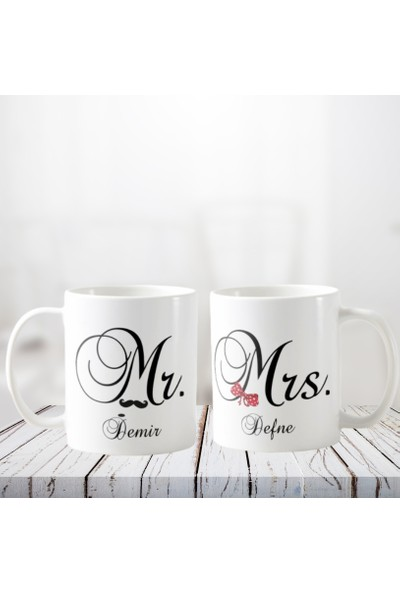 Arctimo Newyork Mr.& Mrs. Siyah Kupa