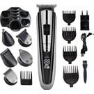 Yui G1 10'u 1 arada Led Göstergeli Kablosuz Saç & Sakal Şekillendirici Tıraş Makinesi