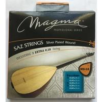 Magma Ms-18 Kısa Sap Saz Teli 018