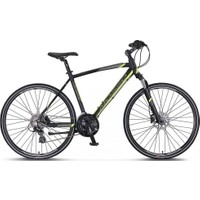 Mosso Legarda 28 J Erk Bisiklet 2121 Msm H.disk 51'' Siyah-Lime