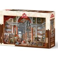 Art Puzzle Modern Roma Manzaralı Resim GALERISI,1757 2000 Parça Puzzle