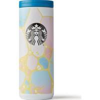 Starbucks Starbucks® Pembe-Mavi Renkli Termos 473ML