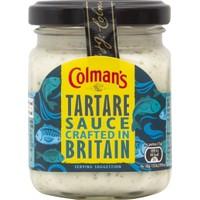 Colman's Tartar Sos (Tartare Sauce) 144 gr