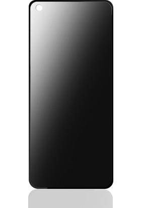 Bufalo Samsung Galaxy A21S Hayalet Privacy Gizli Cam Ekran Koruyucu Siyah