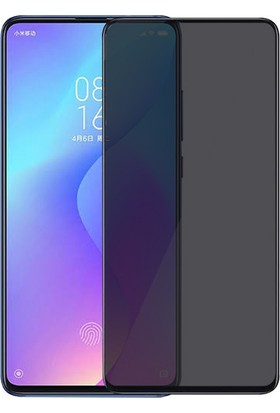 Bufalo Xiaomi Mi 9t Hayalet Privacy Gizli Cam Ekran Koruyucu Siyah