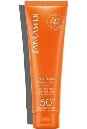 Lancaster Sun Sensitive Oil Free Milk 150 ml SPF50