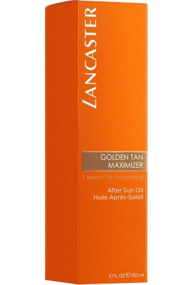 Lancaster Golden Tan Maximizer After Sun Oil 150 ml