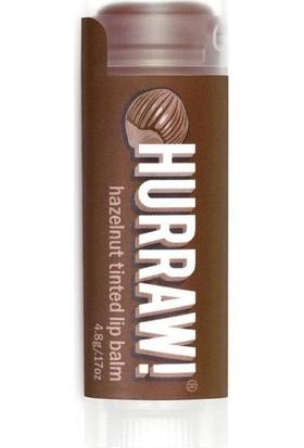 Hurraw Huzelnut Tinted Lip Balm/fındık